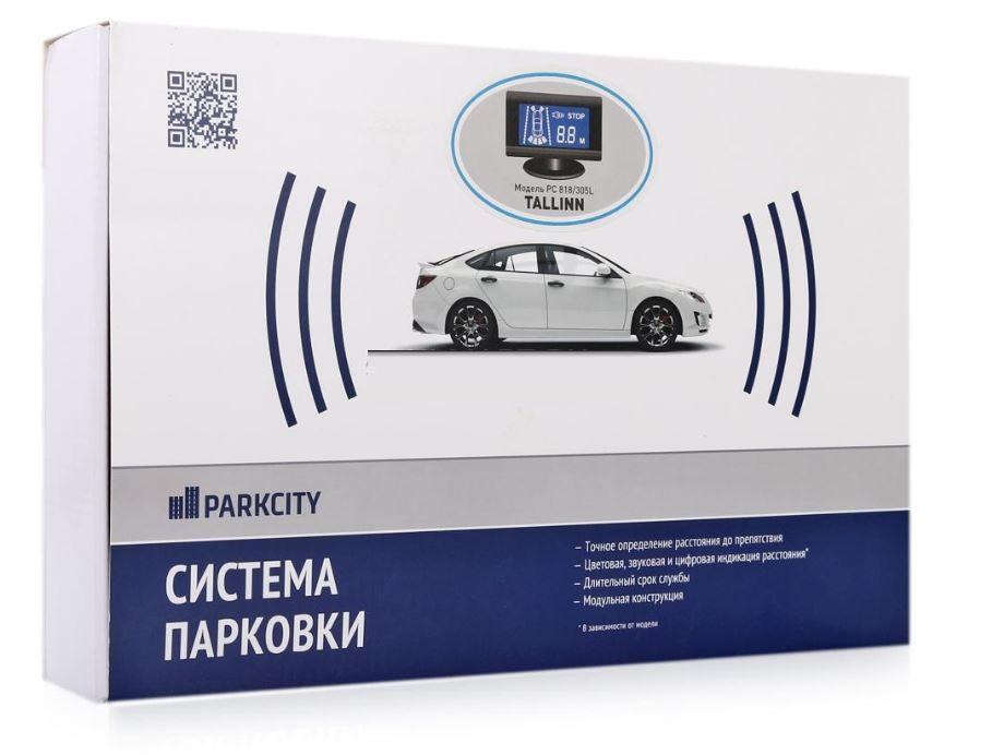 парктроник parkcity tallinn упаковка