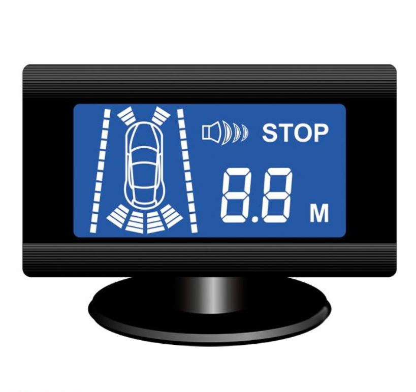 парктроник parkcity tallinn индикация на дисплее