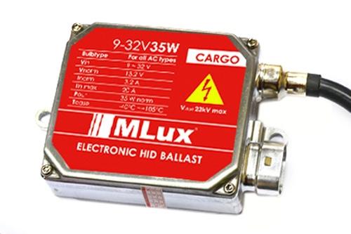 Ксенон Mlux cargo 35w балласт