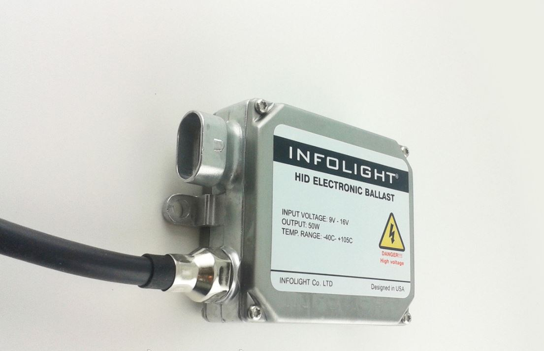 Биксенон infolight 35 w блок розжига