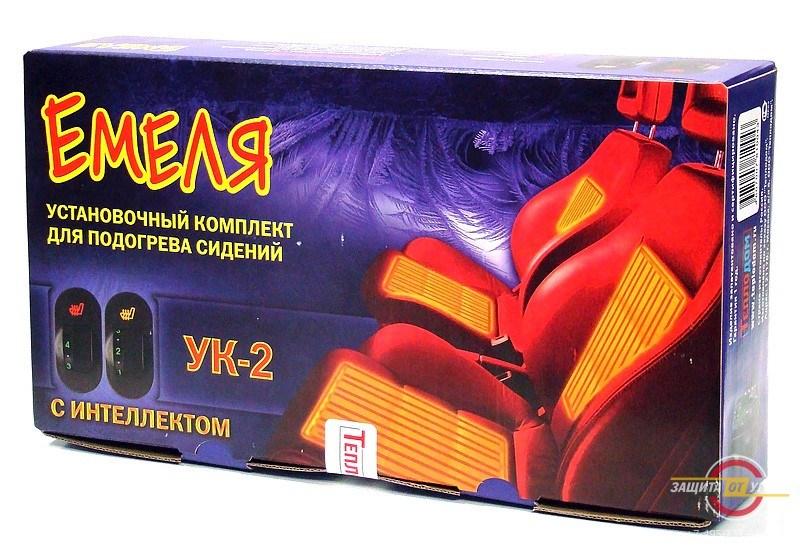 Подогрев сидений Емеля УК2 упаковка