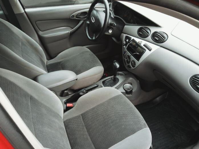 Подогрев сидений Ford Focus Sedan 2