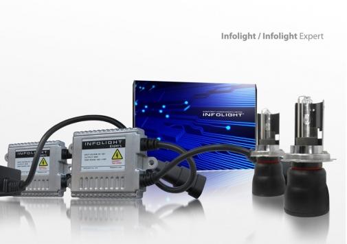 Биксенон Infolight pro 35 w комплектация