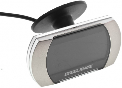 парктроник steel mate pts 810 v2 дисплей